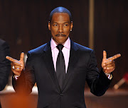 We are excited at the idea of seeing 51 year old funny man Eddie Murphy once .