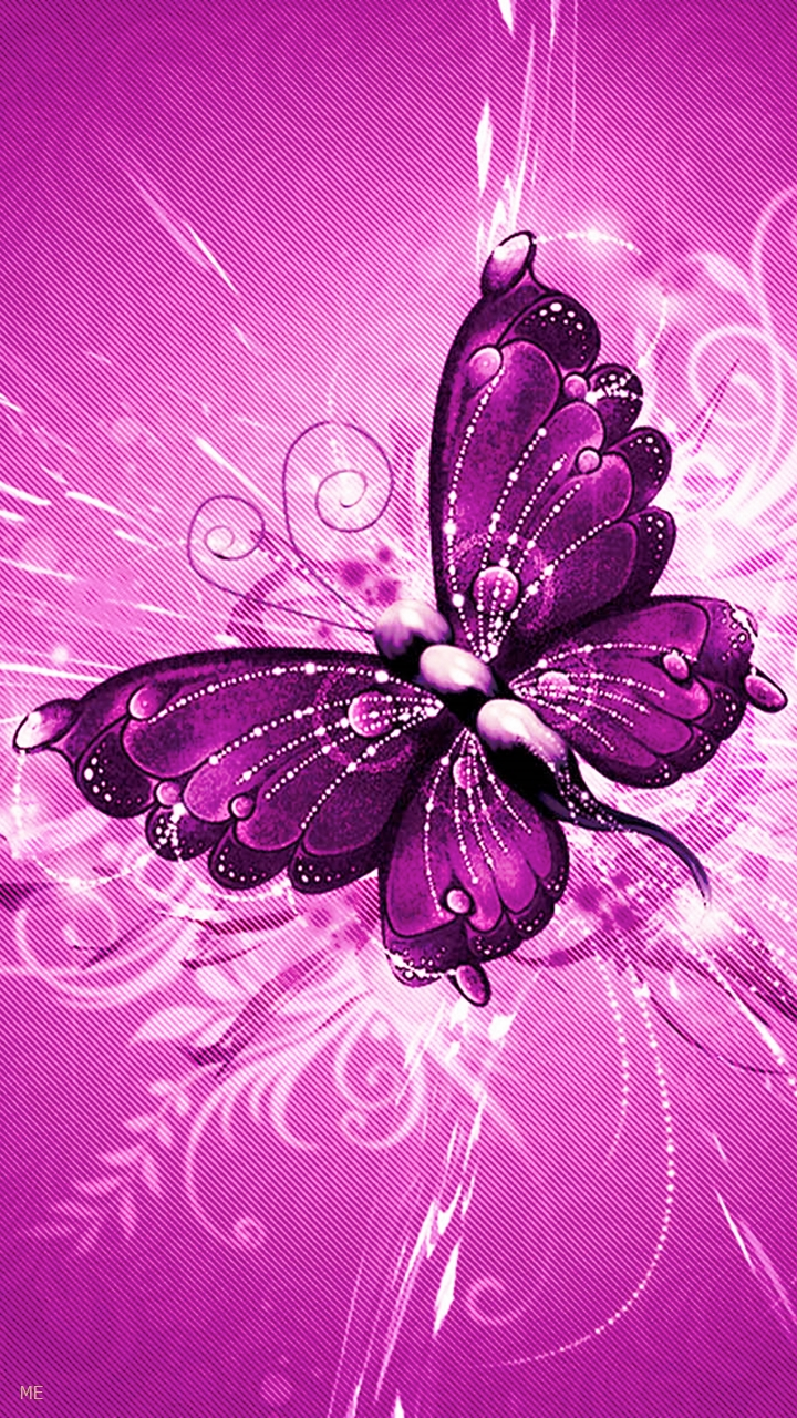 butterfly mobil