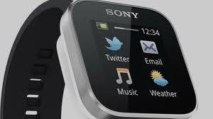 Reloj con conexion a internet Sony lanza reloj que se conecta a internet