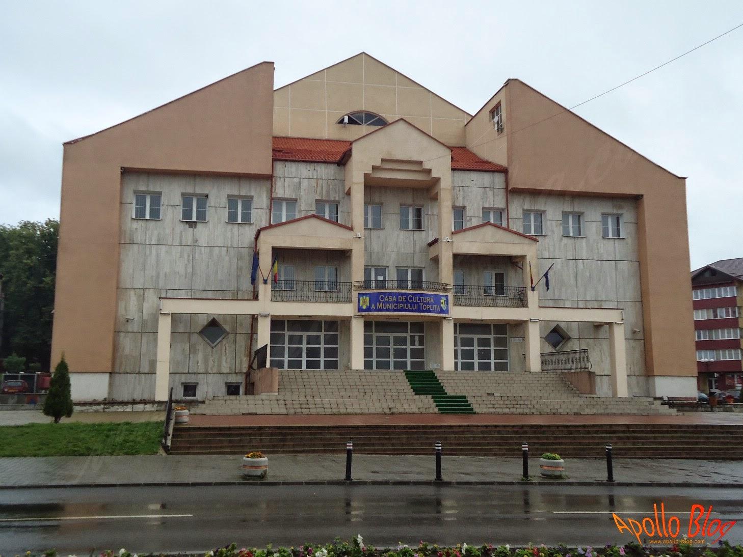 Casa de Cultura Toplita