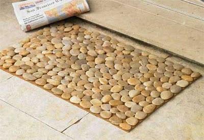 mata z kamieni diy dekoracja z kamieni eco manufaktura