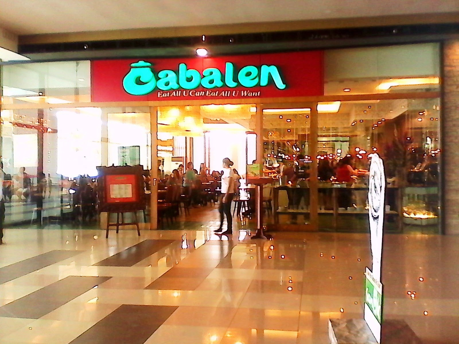 cabalen restaurant For 25 years, the cabalen chain of restaurants has been the standard for excellent filipino cuisine combining the freshest ingredients and the most stringent quality control, cabalen has kept its patrons coming back for more through the consistency in taste and quality of its dishes served in the buffet.