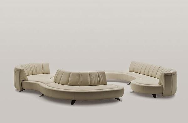 Sofa Bergaya Art Deco