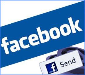 اضافة زر الارسال send + زر الاعجاب like لمدونات بلوجر من فيسبوك facebook