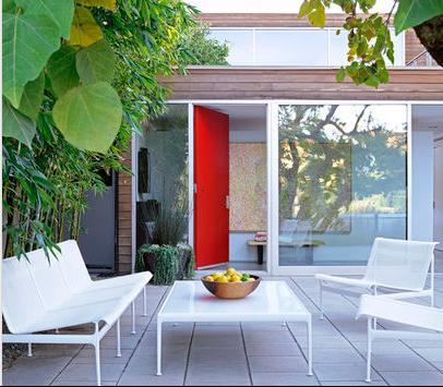 Fotos de terrazas terrazas y jardines terrazas de casas for Fotos de casas pequenas de dos plantas