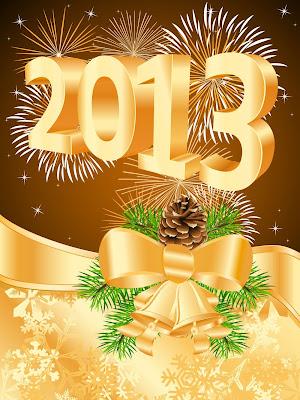 Tarjetas para compartir del Año Nuevo