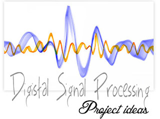 digital signal processing project ideas