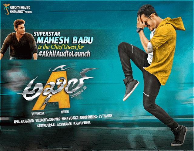 Watch Akhil: The Power Of Jua Audio Launch LIVE on Tv5. Directed by VV Vinayak Akhil is the debut movie of Akhil Akkineni, son of Nagarjuna, and also stars Sayesha Saigal, Amyra Dastur, Rajendra Prasad Brahmanandam, and Mahesh Manjrekar. Music is composed by S Thaman and Anup Rubens. Produced by Actor Nithin under Sresht Movies banner.  Movie: Akhil: The Power Of Jua Cast: Akhil Akkineni, Sayesha Saigal, Amyra Dastur, Rajendra Prasad, Brahmanandam, Mahesh Manjrekar Director: VV Vinayak Music Director (s): Anup Rubens, S Thaman Producer: Actor Nithin, Sudhakar Reddy  Akhil Akkineni s/o Nagarjuna and grandson of Akkineni Nageswara Rao. Sayesha Saigal, nephew of Legend Dilip Kumar and Saira Banu make their debut with the movie Akhil: The Power Of Jua