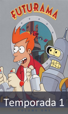 Futurama Temporada 01 Audio Latino