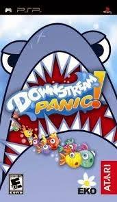 Downstream Panic! - PSP - ISO Download