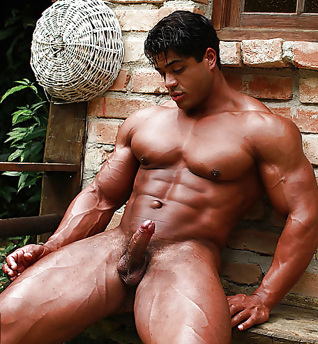 Men Muscle Of Pictures Naked