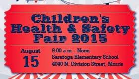 Children's Health & Safety Fair