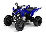 2012 Yamaha Raptor 125 ATV pictures 3