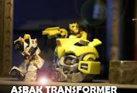 asbak transformer | memburu asbak unik transformer