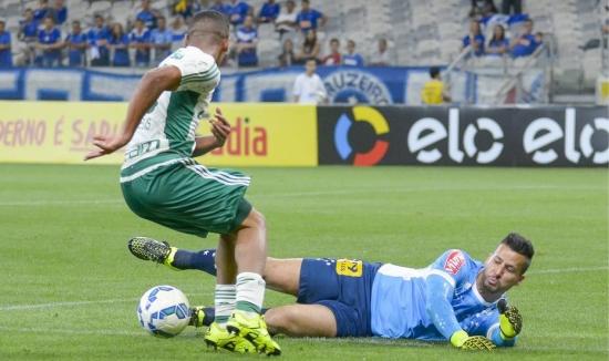 O Palmeiras contou com um verdadeiro show de Gabriel Jesus para fazer 3 a 2 no Cruzeiro, fora de casa, e garantir a classificação para as quartas de final da Copa do Brasil