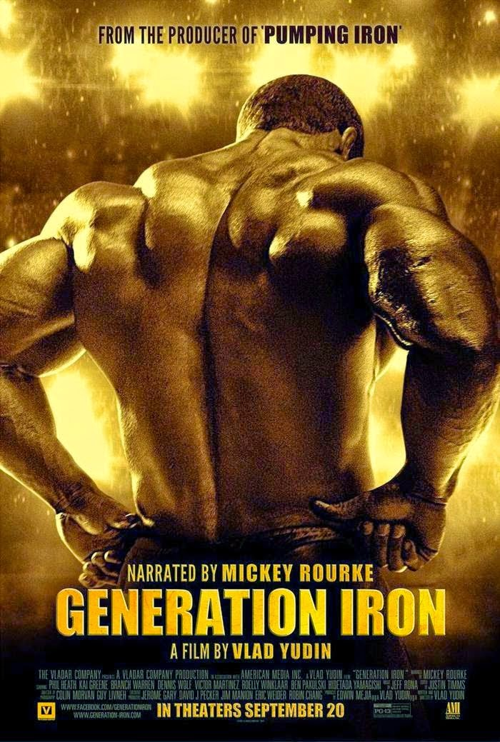 Generation Iron – Legendado (2013)