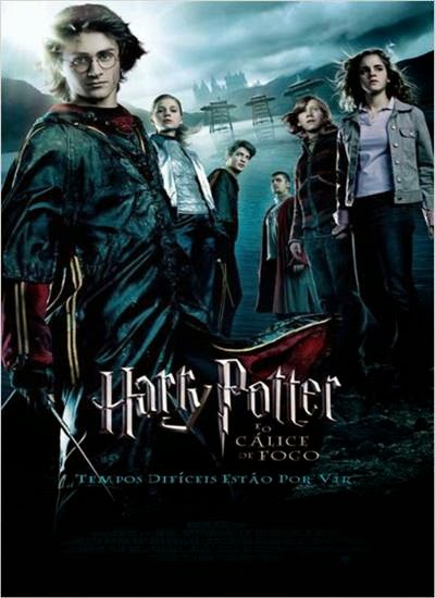 Download Harry Potter e o Cálice de Fogo AVI Dual Áudio DVDRip Torrent
