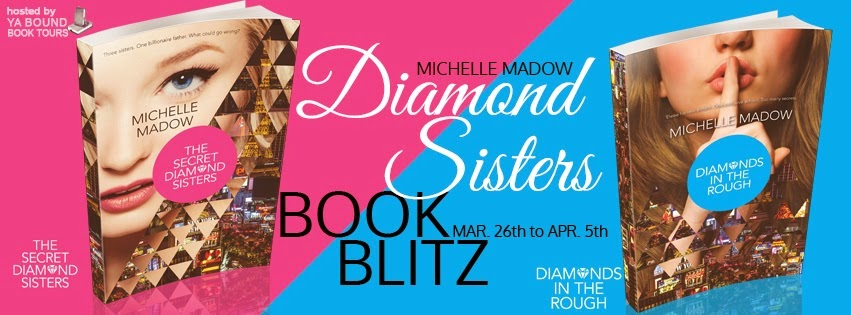 The Secret Diamond Sisters Series - 4 April