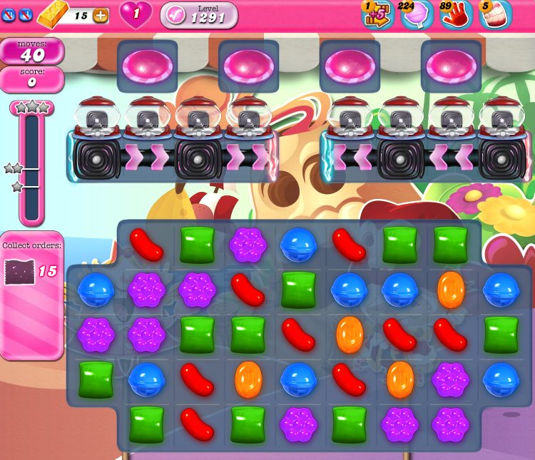 Candy Crush Saga 1276