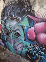 Street art - George Town, Penang