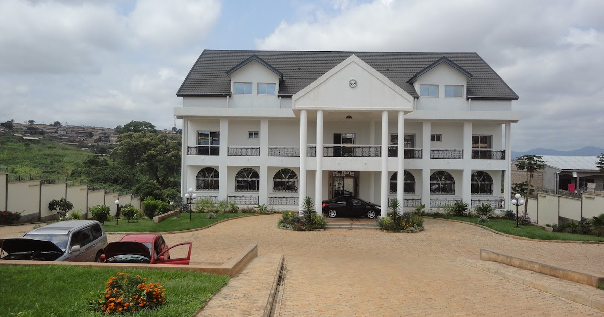 Dyna immobilier agence immobili re yaound for Appartement meuble a yaounde cameroun