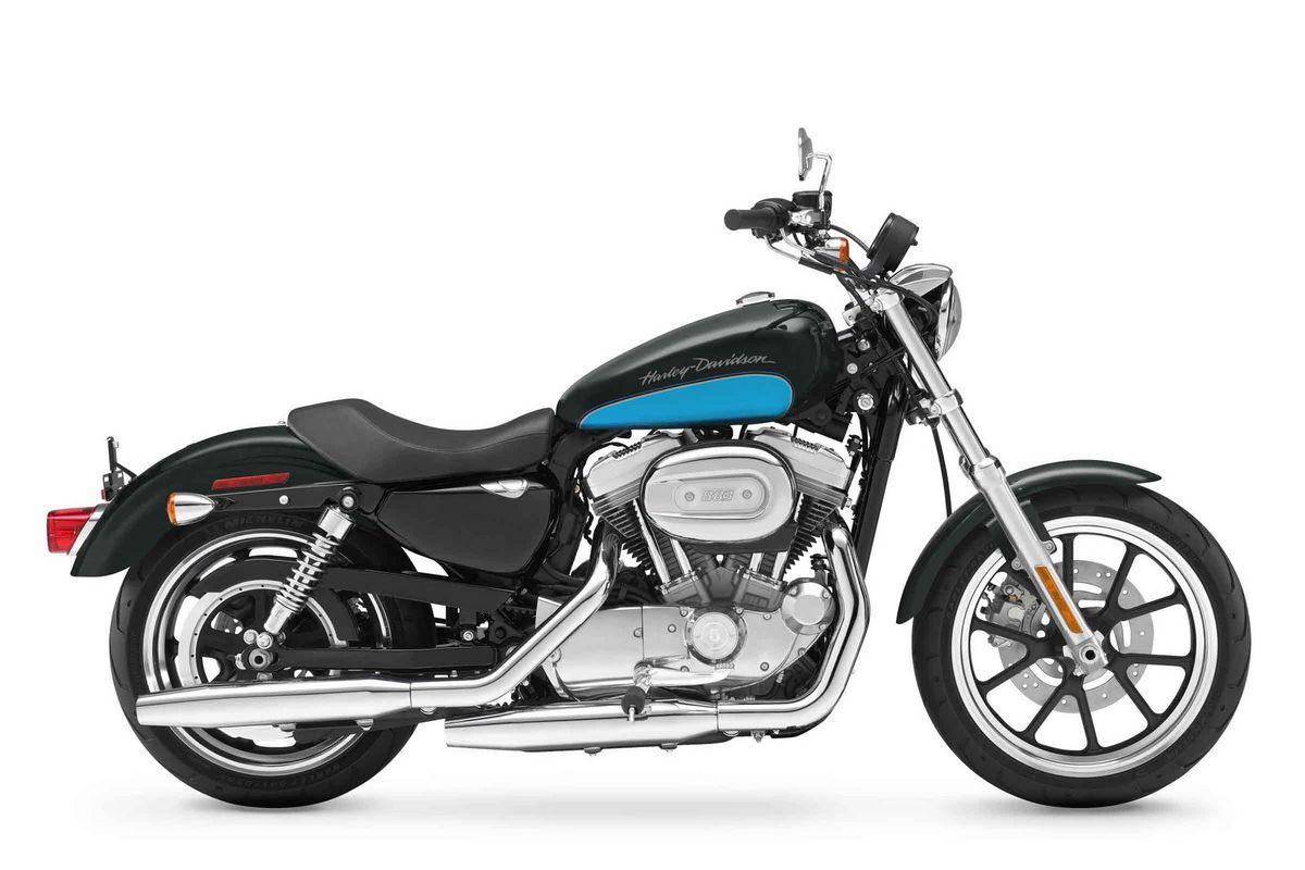 Harley-Davidson XL 883 Sportster SuperLow