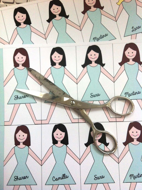 diy bridesmaid