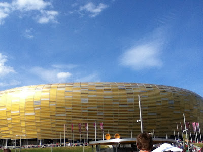 Gdansk Stadium, Poland