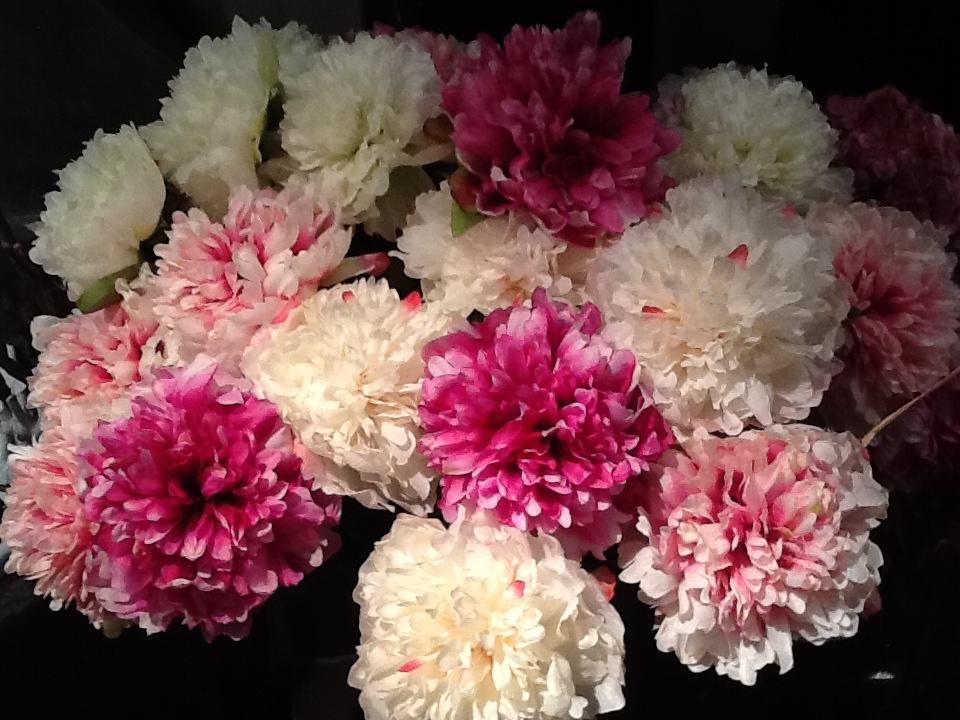Flores Artificiales - Ruiz de Ocenda