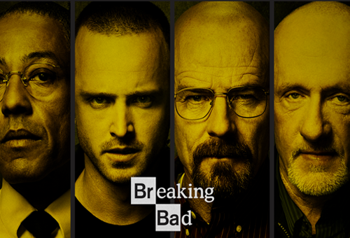 Breaking Bad - Complete Season 5 BDRip