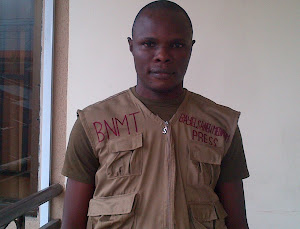 BAYELSA NEW MEDIA TEAM JAKET