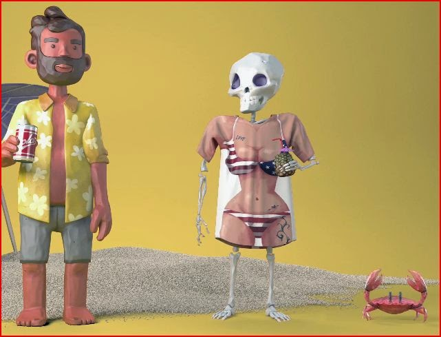 Trials and Tribulations of Being a Skeleton animatedfilmreviews.filminspector.com