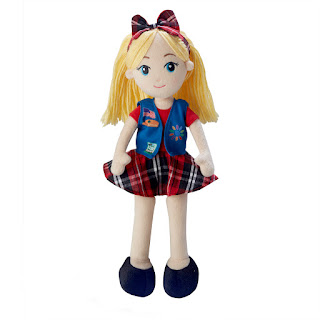 Girl Scout Mia Doll