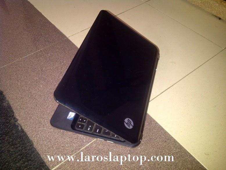 Harga Notebook second HP Mini 210-1000 Black