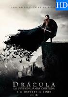 Poster de Drácula: La Leyenda Jamás Contada