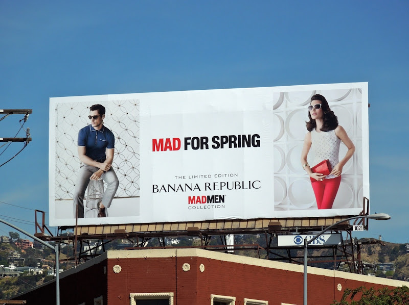 Mad Men Collection 2012 billboard
