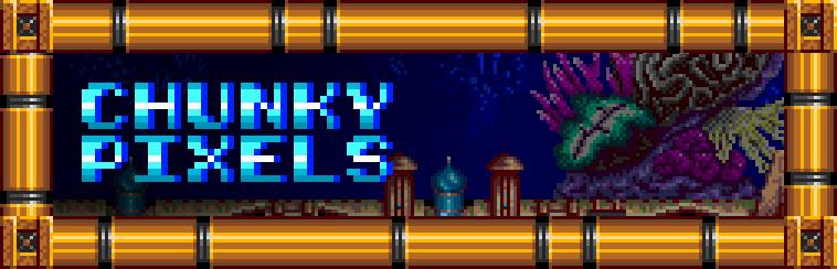 Chunky Pixels