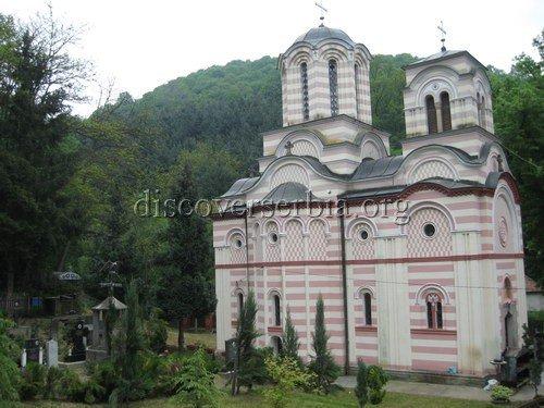Serbian monasteries