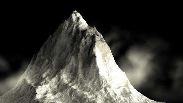 dung dia hinh doi nui trong 3dmax | dựng địa hình đồi núi trong 3dsmax