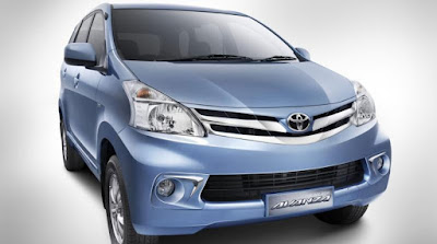 Harga Toyota All New Avanza 2013