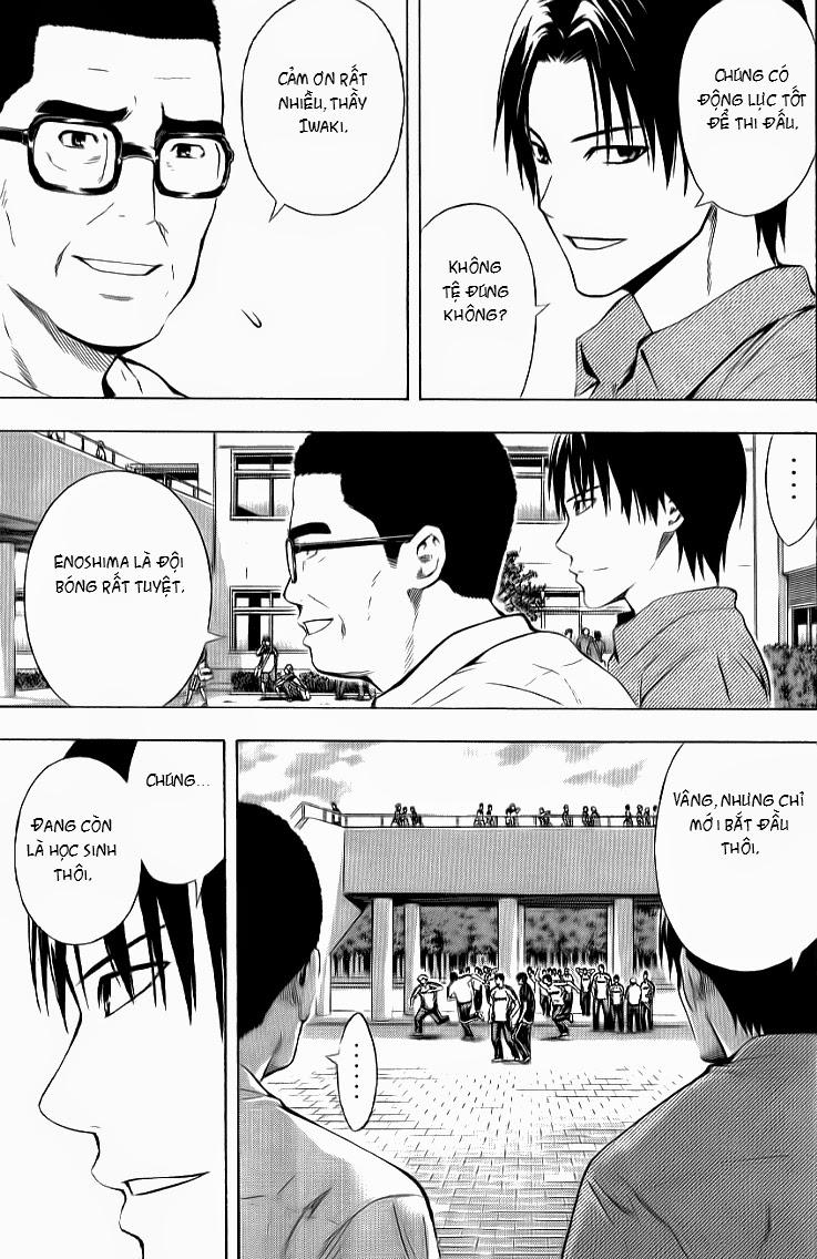 xem truyen moi - Area no Kishi - Chapter 91