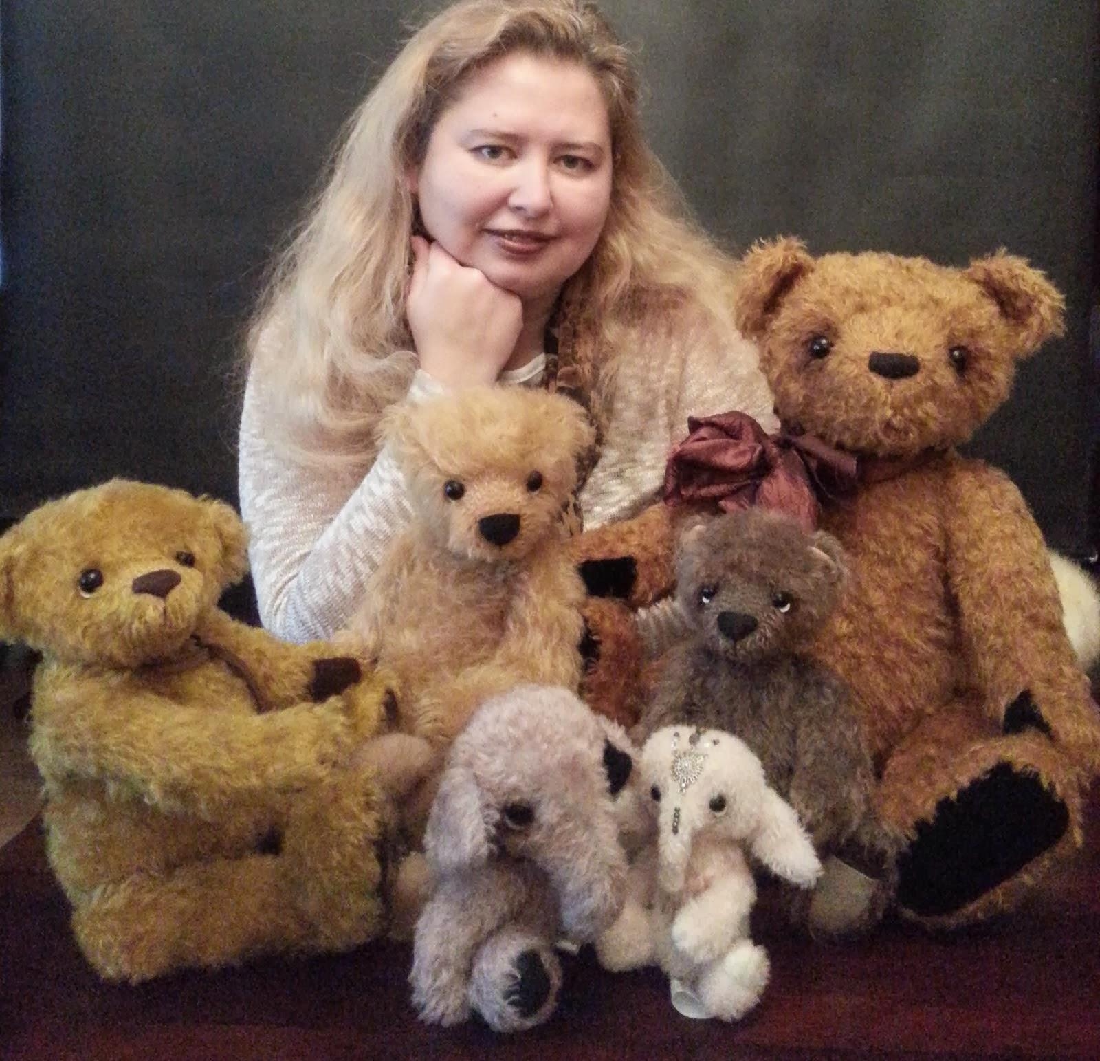 Natalia & Bears