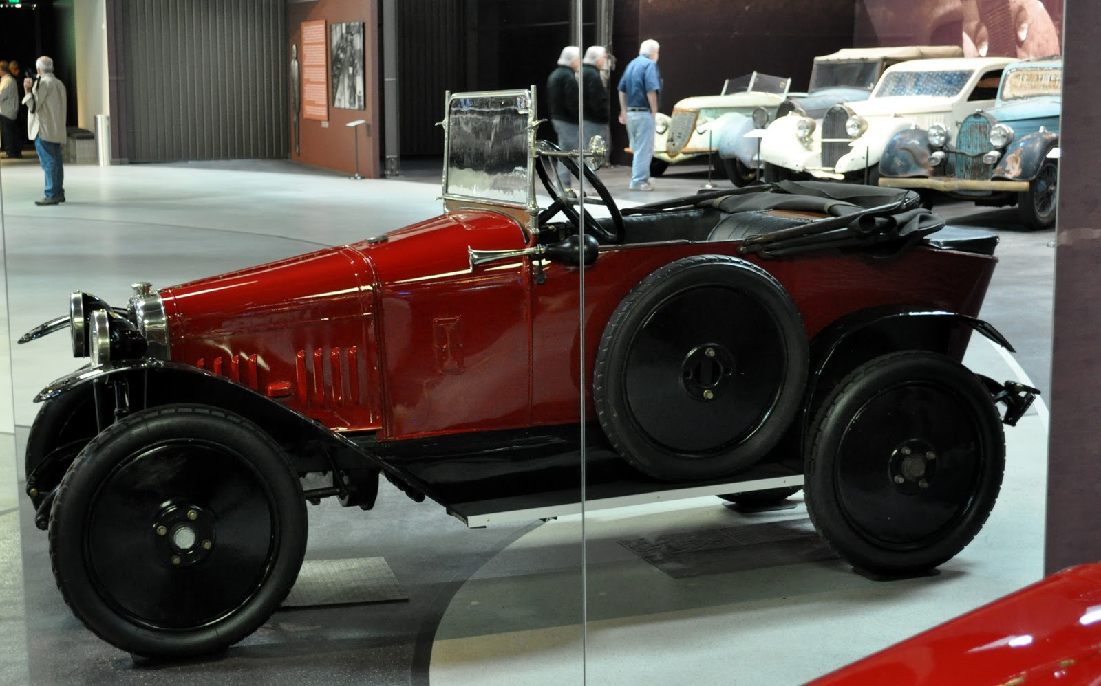 Just A Car Guy: 1910 Charron type TC