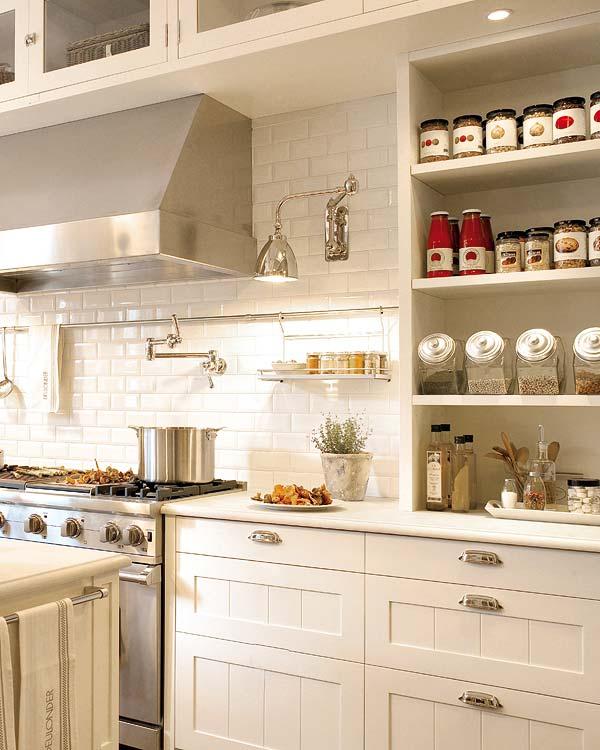 Living in designland armarios abiertos en cocina - Armarios abiertos ...