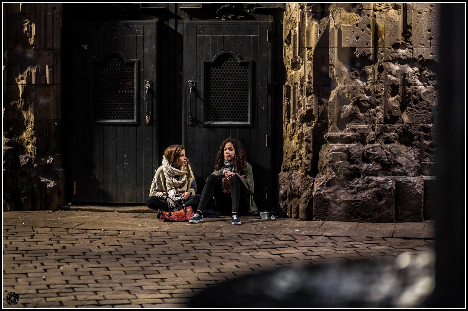 Barcelona, Las Crónicas de Neri: Rincón de confabuladas