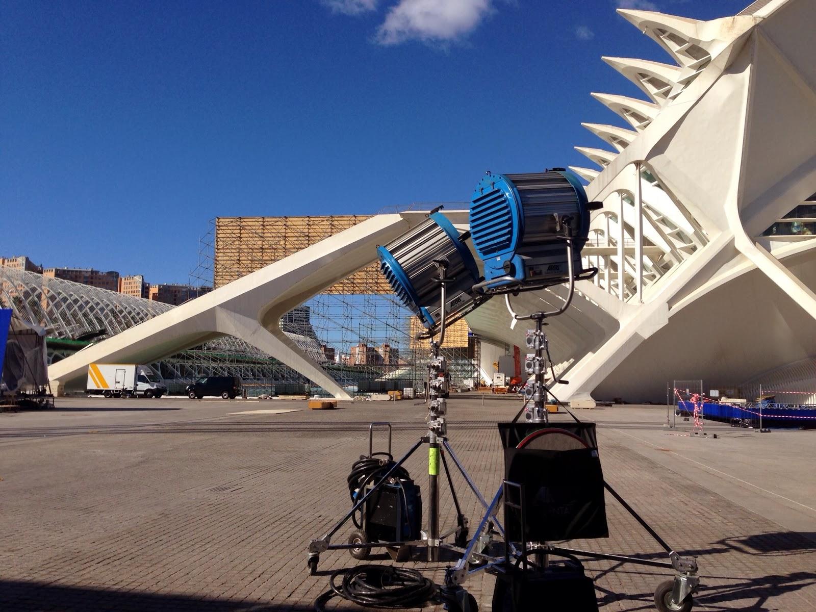 Tomorrowland en Valencia-Ciudad de las Artes y las Ciencias