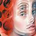 Nox Color   Alex Garant, a 'Rainha dos olhos duplicados'