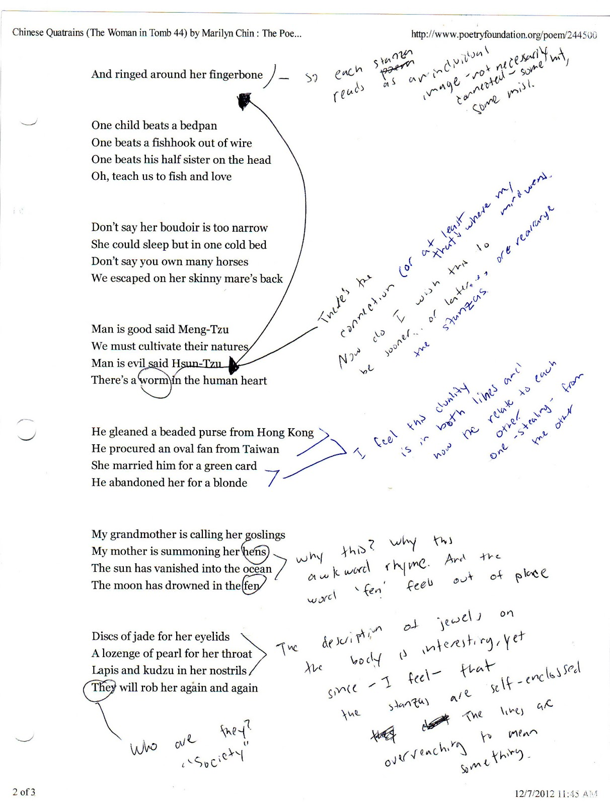 an analysis of the meaning of the poem by byrons when we two parted 978-1-107-45471-2 – gcse english literature for aqa poetry trevor millum   after their affair ended, byron learned of lady frances' new  cluster 1: 1 when  we two parted  here and there you may wish to change the word order, but try .