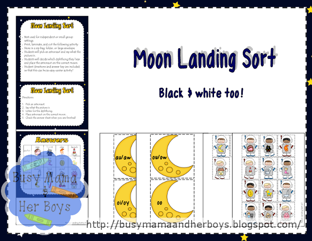 http://www.teacherspayteachers.com/Product/Diphthong-Moon-Bounce-1368467