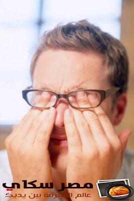 تعرف على أسباب  وجع العينين Causes eye pain